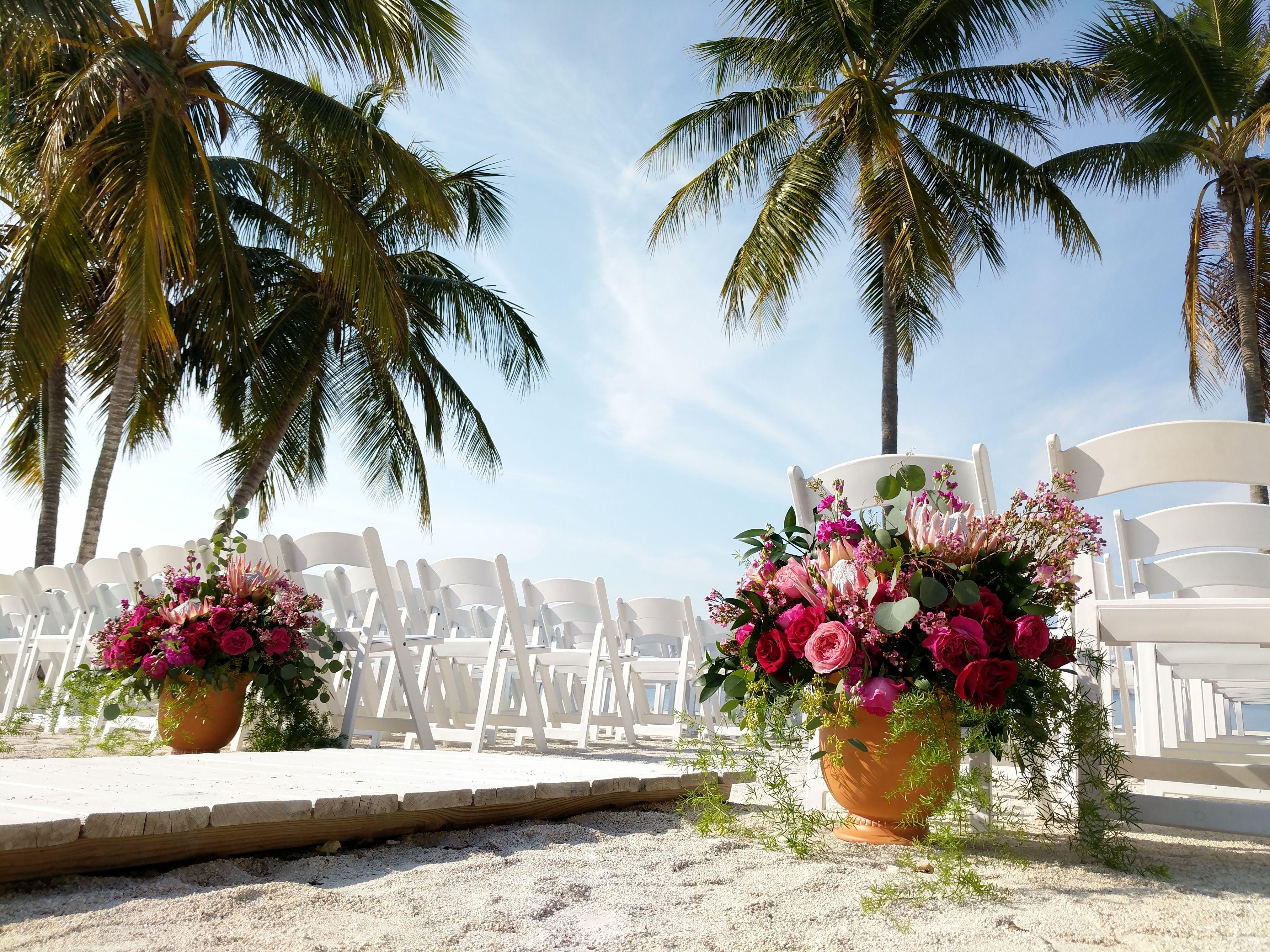 Florida Destination Weddings, Private Beach Weddings in