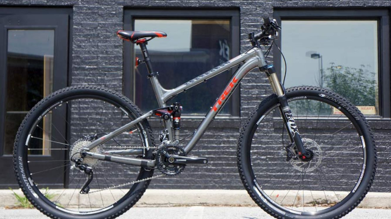 This Is My New Full Suspension Trek Fuel Ex 8 Gonna Hit Up Kincaid Park This Weekend With The Gopro Mountain Biking Full Suspension Trek