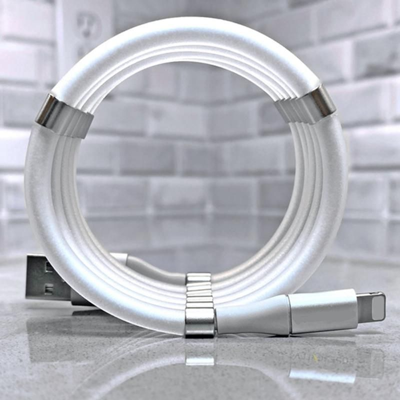 Self-Winding Charging Cable is So Cool⚡😍Free Shipping! 📦