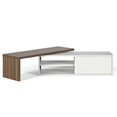 Move Meuble Tv Extensible Et Pivotant Mobilier De Salon Meuble Deco Idee Meuble Tv