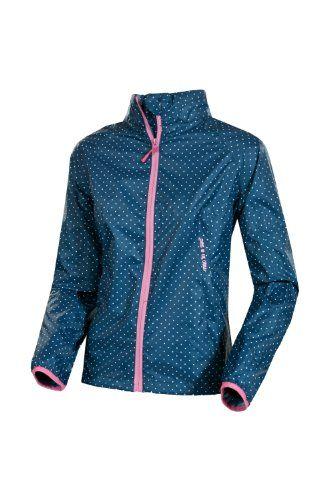 Trespass Womens Indulge TP75 Waterproof Packable Hooded Coat
