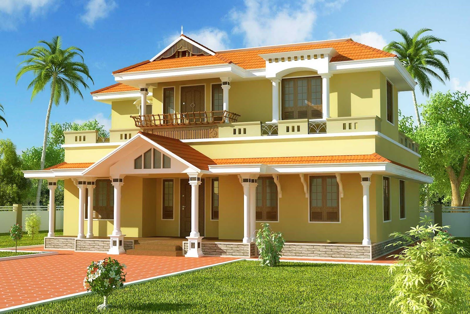 Architecture Design Kerala Model home design | beautiful indian home designs | pinterest | kerala