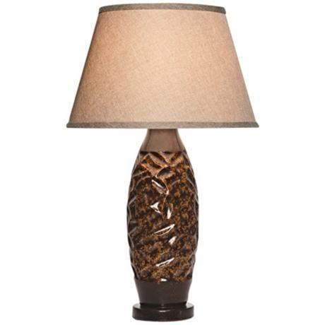 Rilton Granite Southwest Table Lamp 3k678 Lamps Plus Lamp Table Lamp Traditional Table Lamps