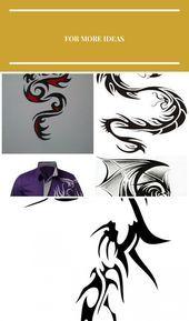 Photo of Tribal Dragon Tattoo 1 von devildarkhead auf DeviantArt Tribal Dragon Tattoo triba … – Stylekleidung.com