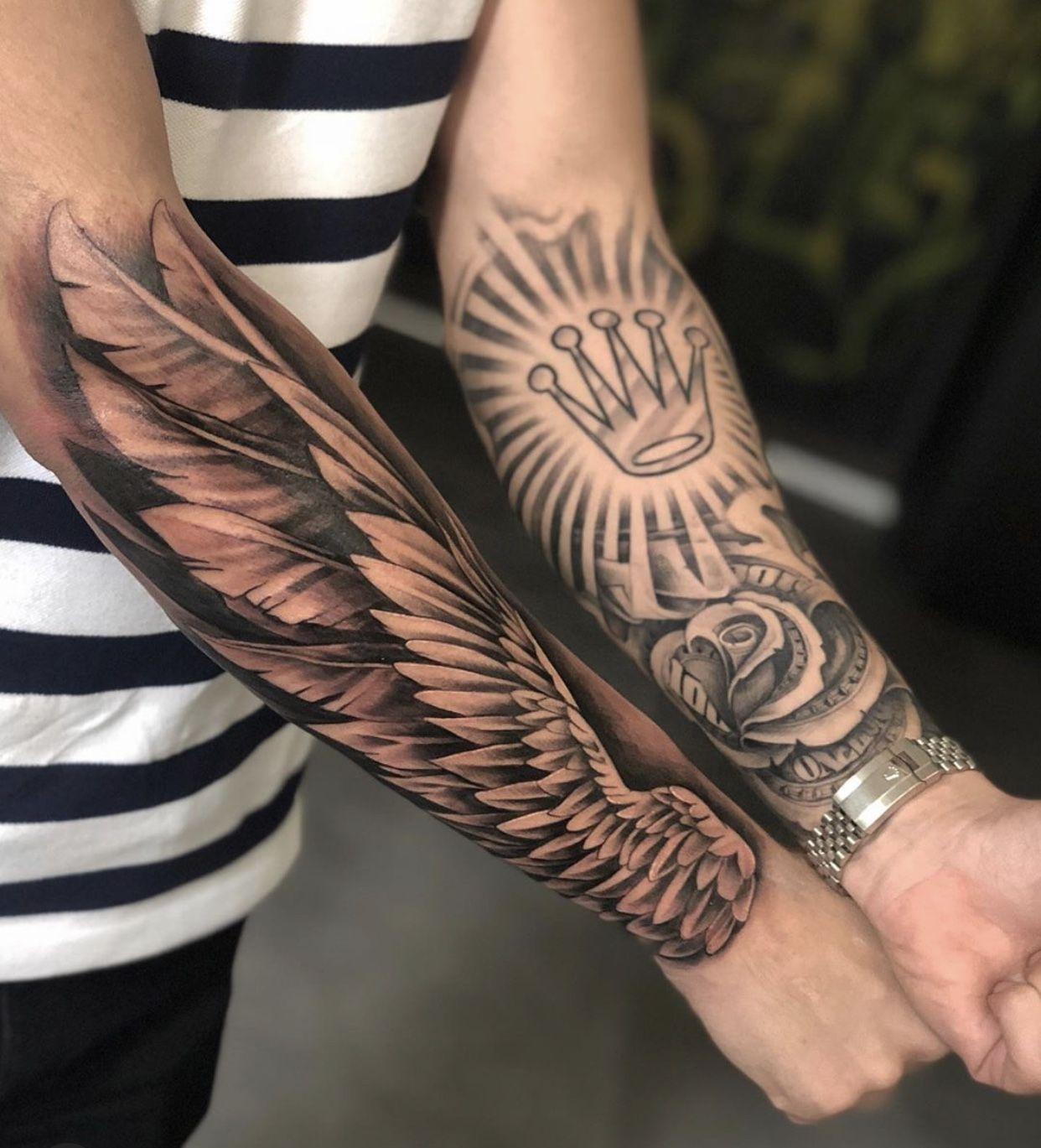 20++ Tatouage phoenix avant bras homme trends
