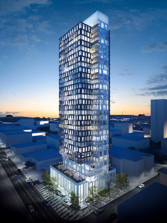 6th and Tenth Condos - 10th Avenue in between 5th & 6th Street SW, Calgary. Toronto condo king, Brad Lamb, is bringing a modern Toronto style tower to Calgary. For further details, pricing, available units, floorplans or to check out the show suite email jgwillim@cirrealty.ca