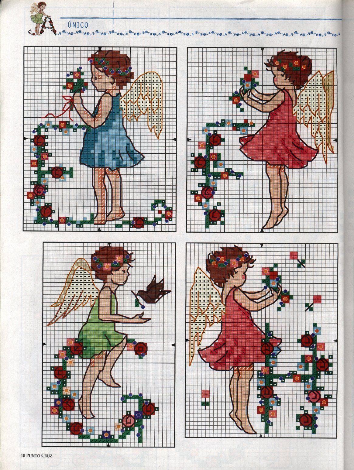 Pin de annemarieallombert en alphabets | Pinterest | Hadas de las ...