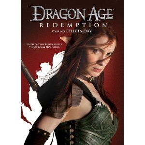 My Dragon Age web series is out on DVD today!  45 minutes of extras, if you wanna see how we made this, check it out <3