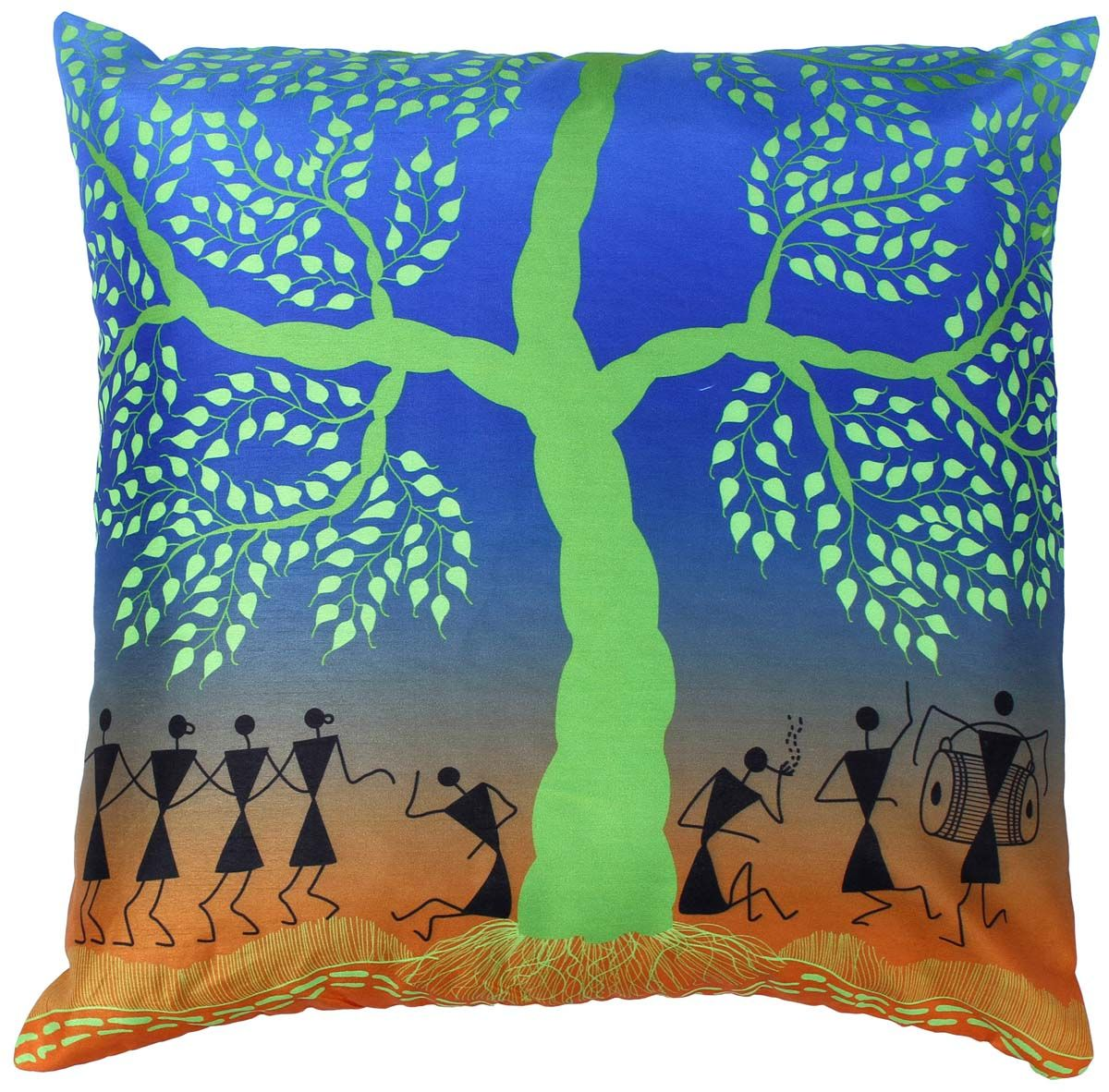 "Wholesale Tree of Life 16 x 16"" Cushion Cover - Decorative ..."