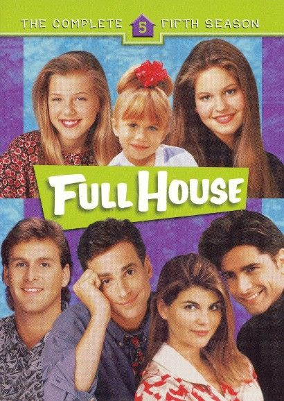 Full House The Complete Fifth Season 4 Discs Full House Seasons Full House Season 5 Full House