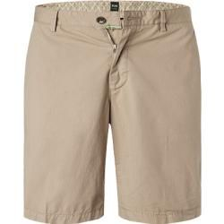 Photo of Boss pantaloncini uomo, cotone, beige Hugo Boss