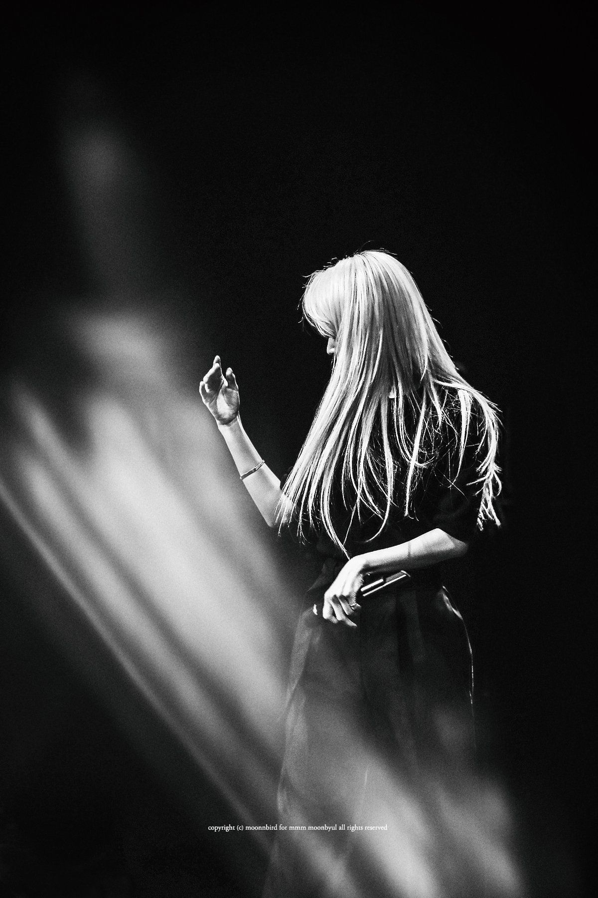 » FY! MOONBYUL — 190721 'Can You Hear my Heart' Concert