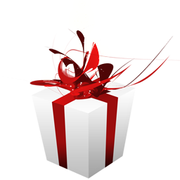 Presents Png File Png File Free Art Prints Printed Giveaways Gifts