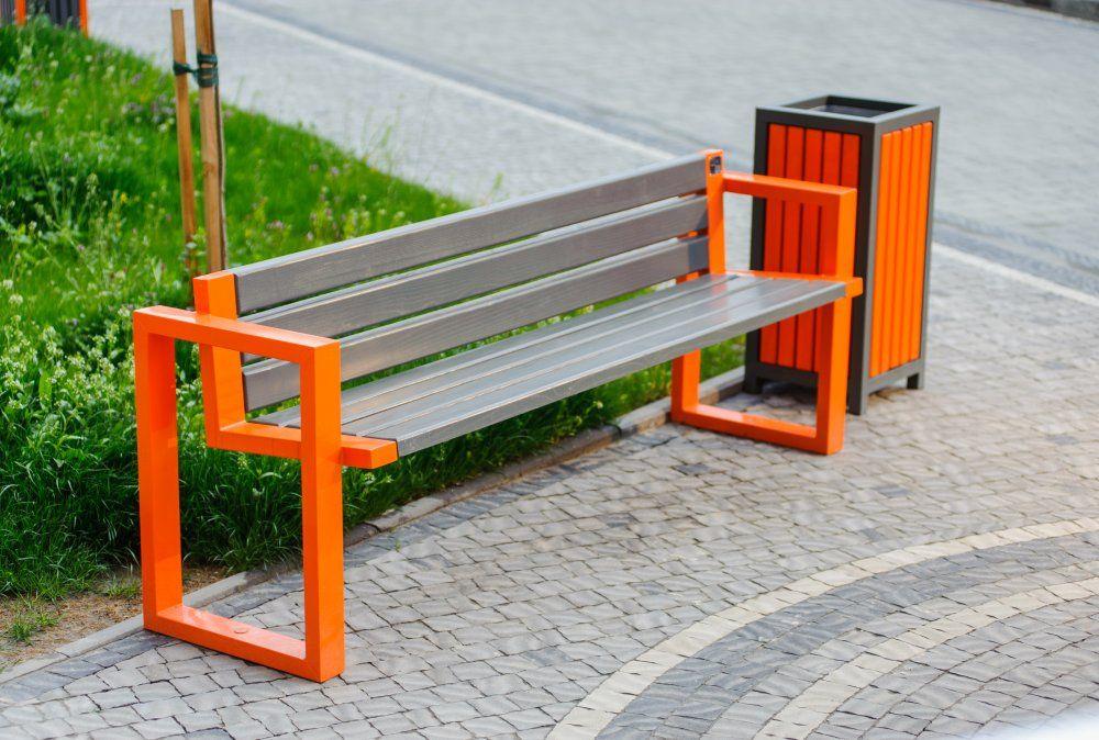 Bancas pinterest muebles de for Muebles industriales metal baratos