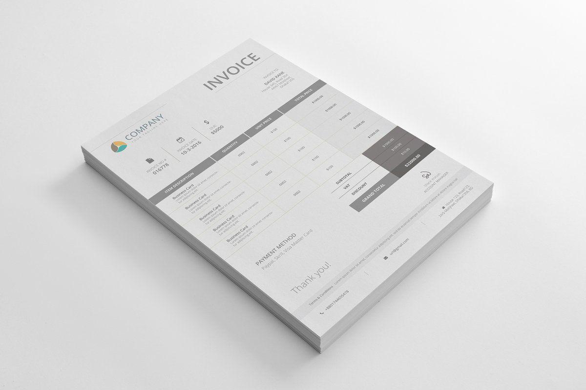 Invoice Invoice Design Template Stationery Templates Invoice Template