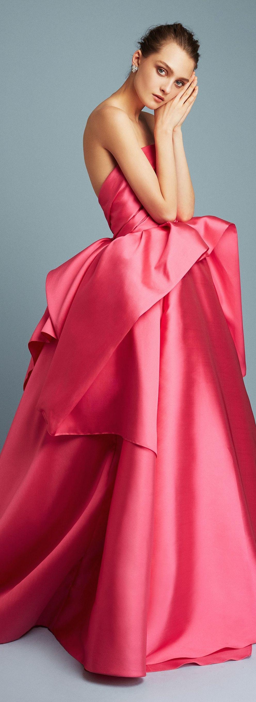 Reem Acra Pre-Fall 2017   kimora fashion   Pinterest