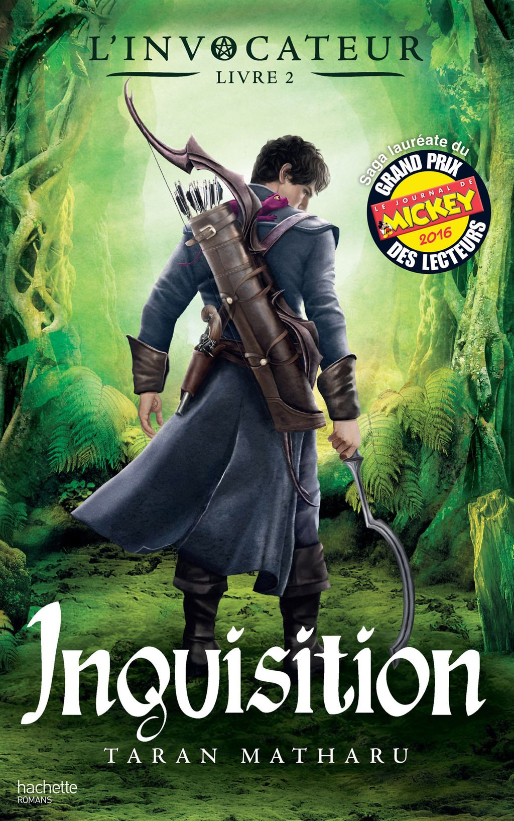 L Invocateur Livre Ii Inquisition Ebook In 2019
