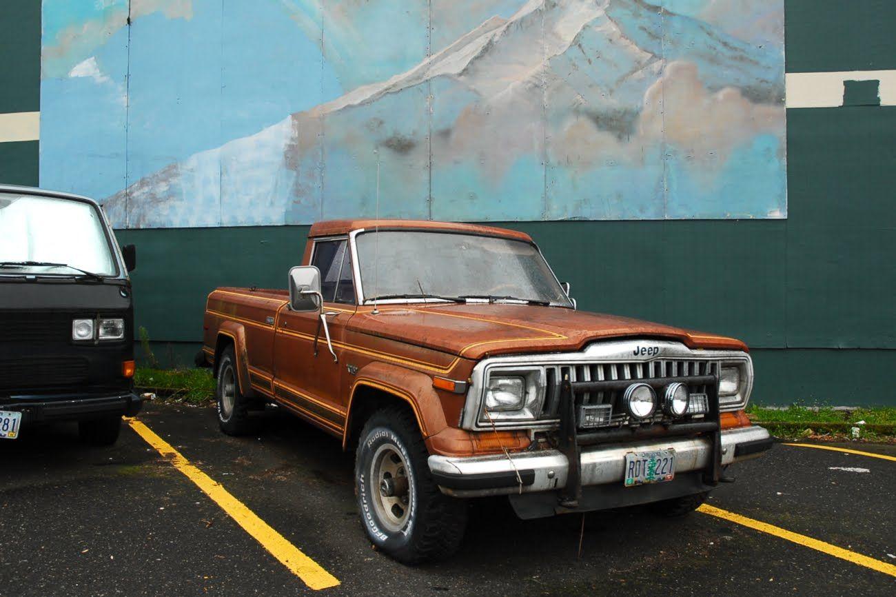 medium resolution of 1981 jeep j10 j 10 laredo pickup truck