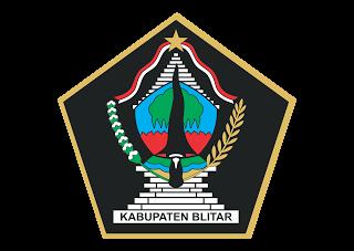 Kabupaten Blitar Logo Vector Free Vector Logos Download Seni Kota