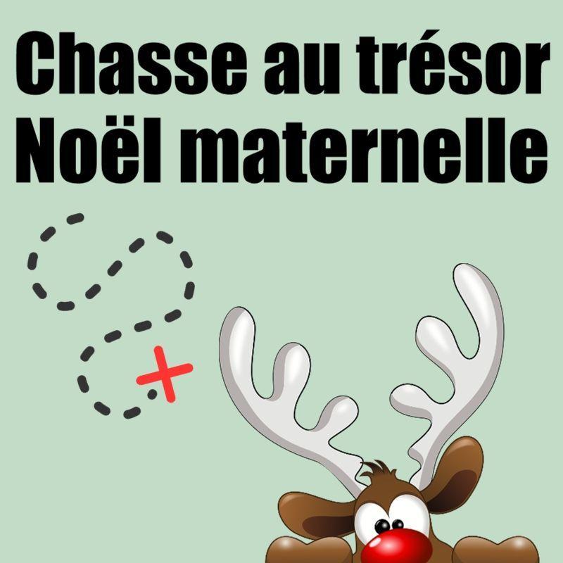 Photo of Chasse au trésor noël maternelle : les rennes du Père Noël – Noel Maternelle | blackwhitephotography