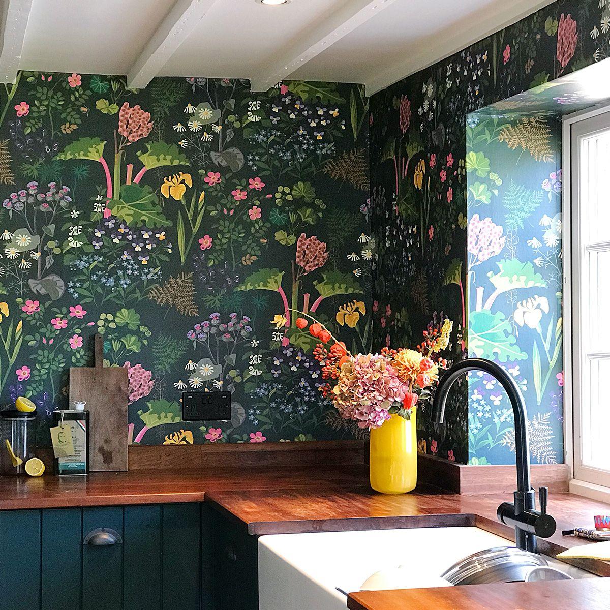 Quick And Easy Kitchen Updates That Make An Impact Sophie Robinson Cottage Kitchen Design Kitchen Wallpaper Sophie Robinson