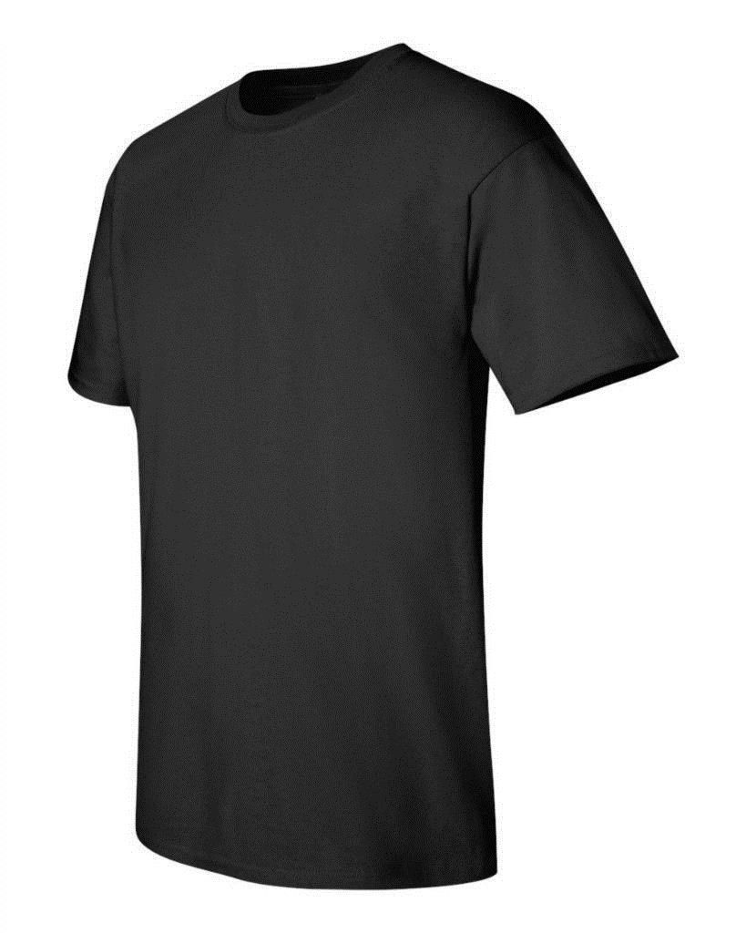 dbfe3624 Shirts 50976: 1.59 Per Shirt! 100 T-Shirts Blank Black Bulk Lot S-Xl Gildan  8K Dryblend -> BUY IT NOW ONLY: $159.99 on eBay!