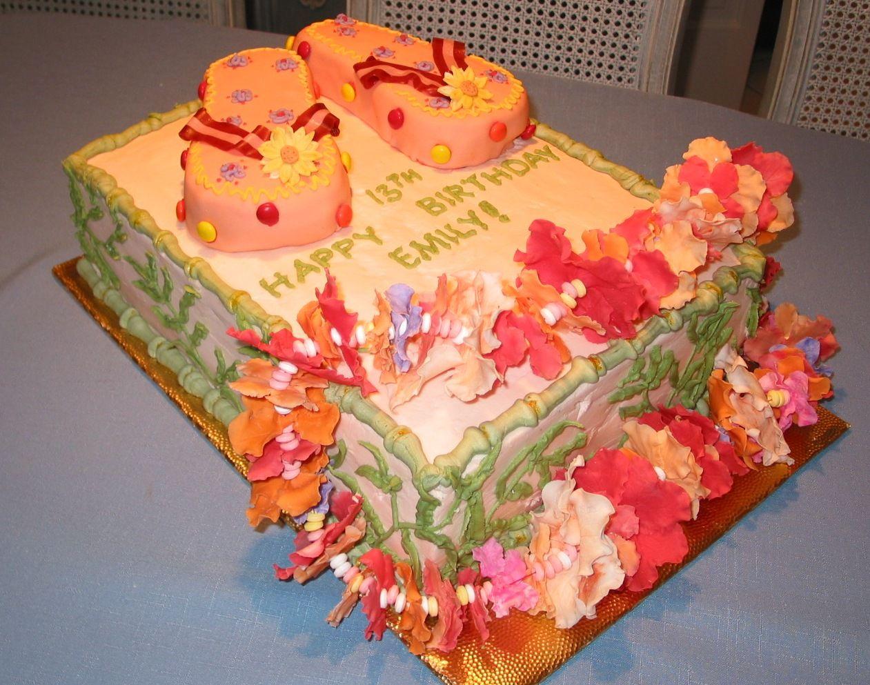 Pinterest Decorating Ideas Cakes Hawaiian Birthday Cake Decorating