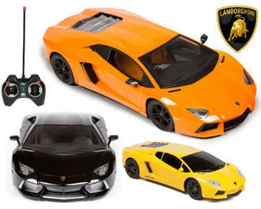 Enter To Win A Lamborghini Aventador Electric RC Car   Ends December 15th  At Midnight