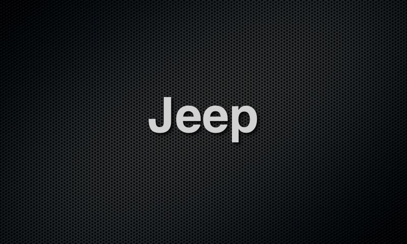 Jeep Logo Wallpaper