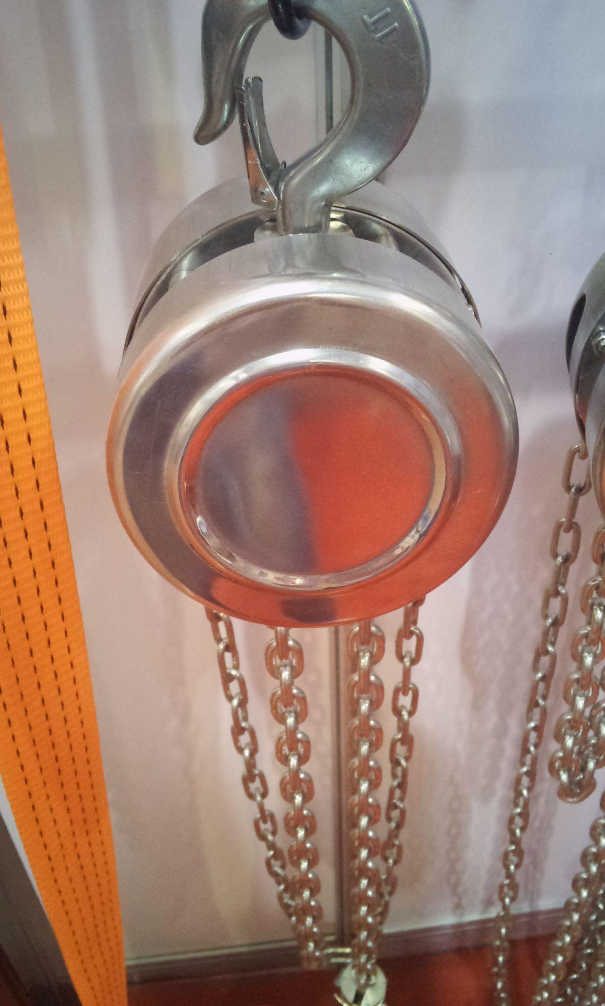 Small Chain Hoist