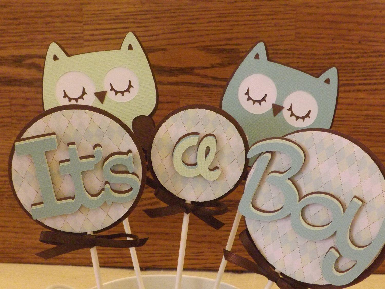 Owl Baby Shower Decoration Ideas