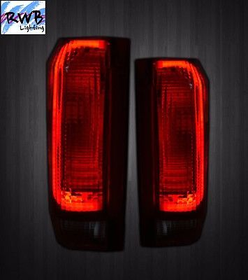 Led Retrofit 1989 1996 Ford Bronco F150 F250 F350 Led Tail Lights Ford Bronco Led Tail Lights Tail Light