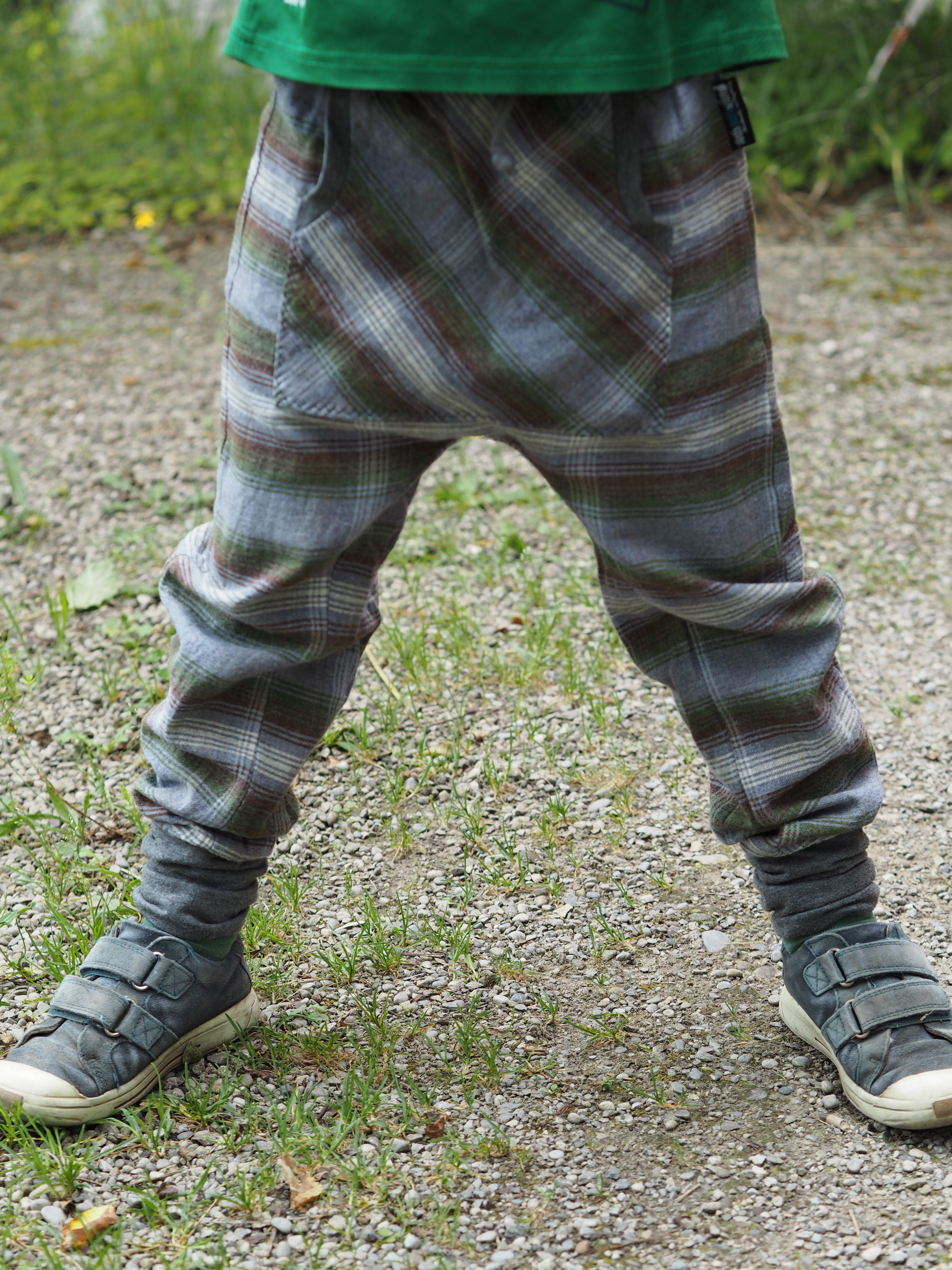 Schnittmuster Zwilli Hose Freebook Schnittmuster Baggy Trousers Nosh Modisches Für