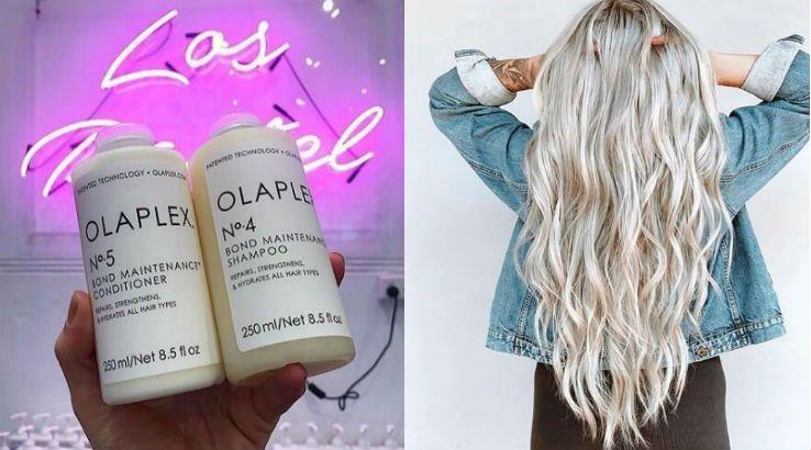 A haircare addict reviews Olaplex Shampoo and Conditioner