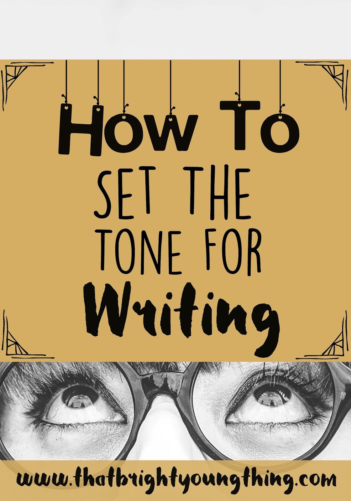 How To Set The Tone For Writing