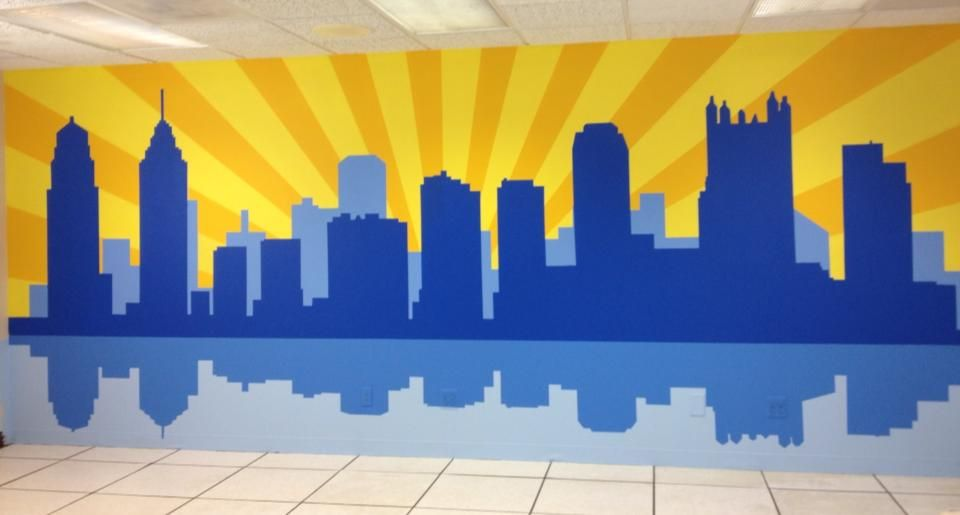 pin by bre on trip gives mural ideas for volunteer day pinterest