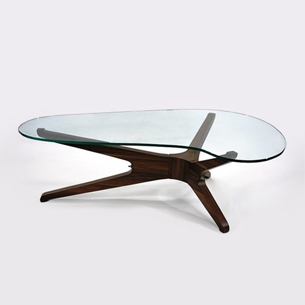 Almost Oblong Coffee Table Dotandbo