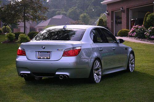 2006 E60 M5 with Miro Type 111 wheels. **love** Bmw