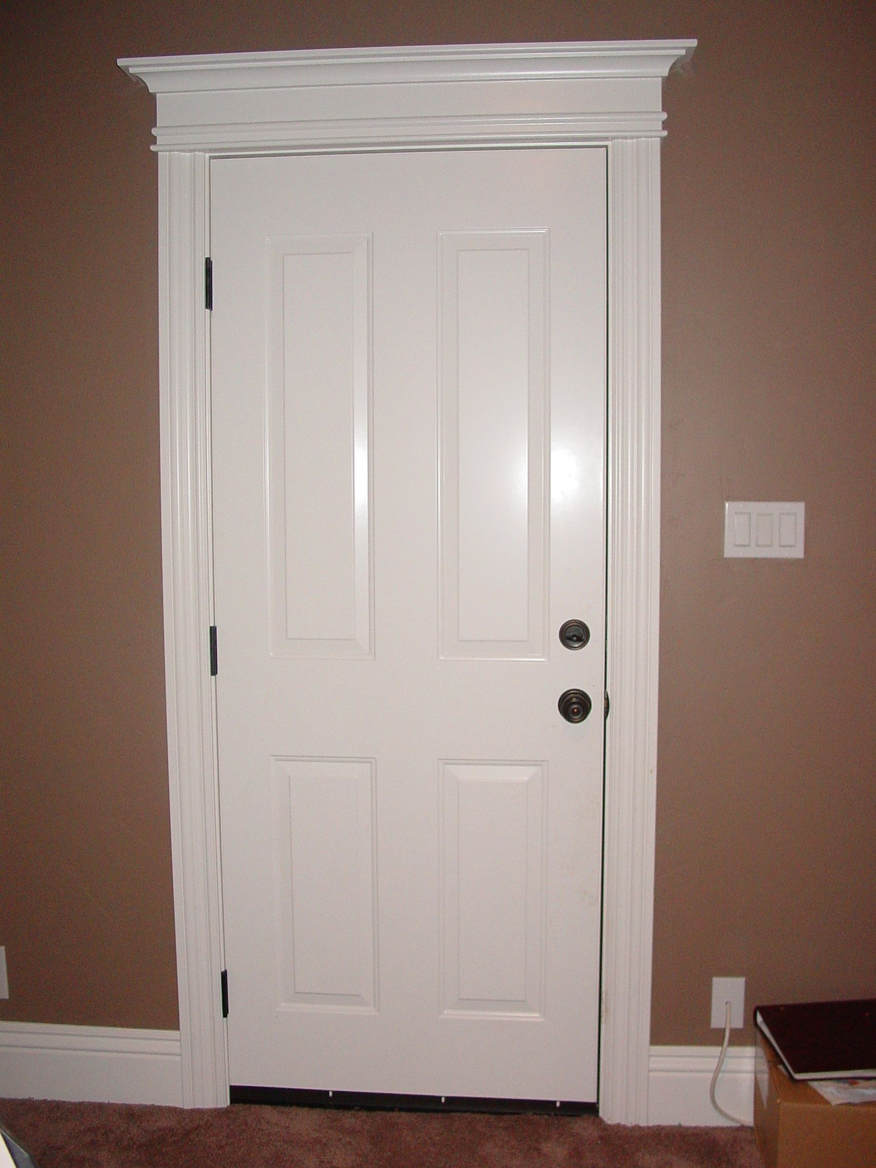 awesome door trim ideas photo gallery