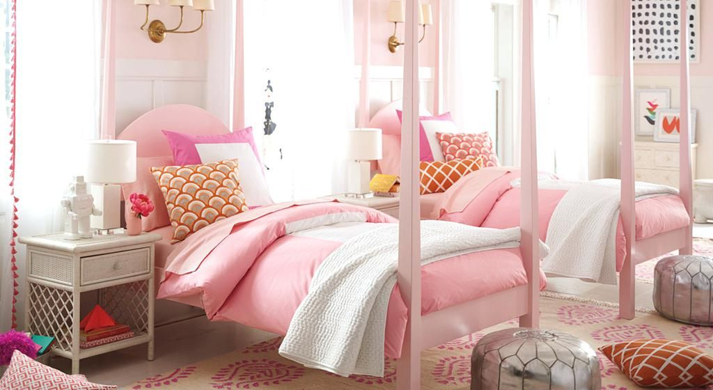 Probably The Most Beautiful Girls Bedroom Dream Rooms \u2013 Modern Home