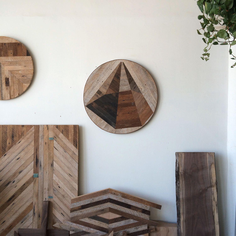 Round prism wall panel u ariele alasko home styling ideas