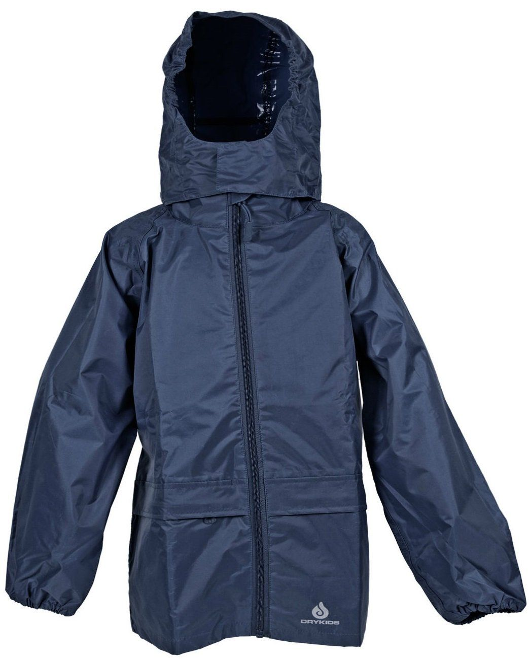 45eaafda2 DRY KIDS Boys  Packable Jacket 7-8 Years Navy Blue. DELIVERED IN 5 ...