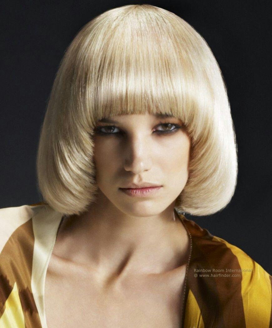Pin by hair matters on halo pinterest bangs short hair long