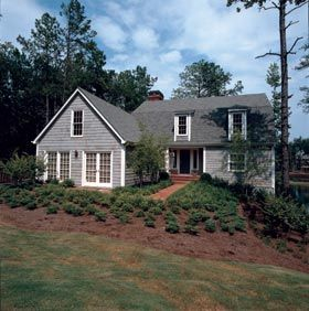 Colonial Style House Plan 3 Beds 2 5 Baths 2382 Sq Ft Plan 1010 154 Colonial House Plans Colonial Exterior Colonial House Exteriors