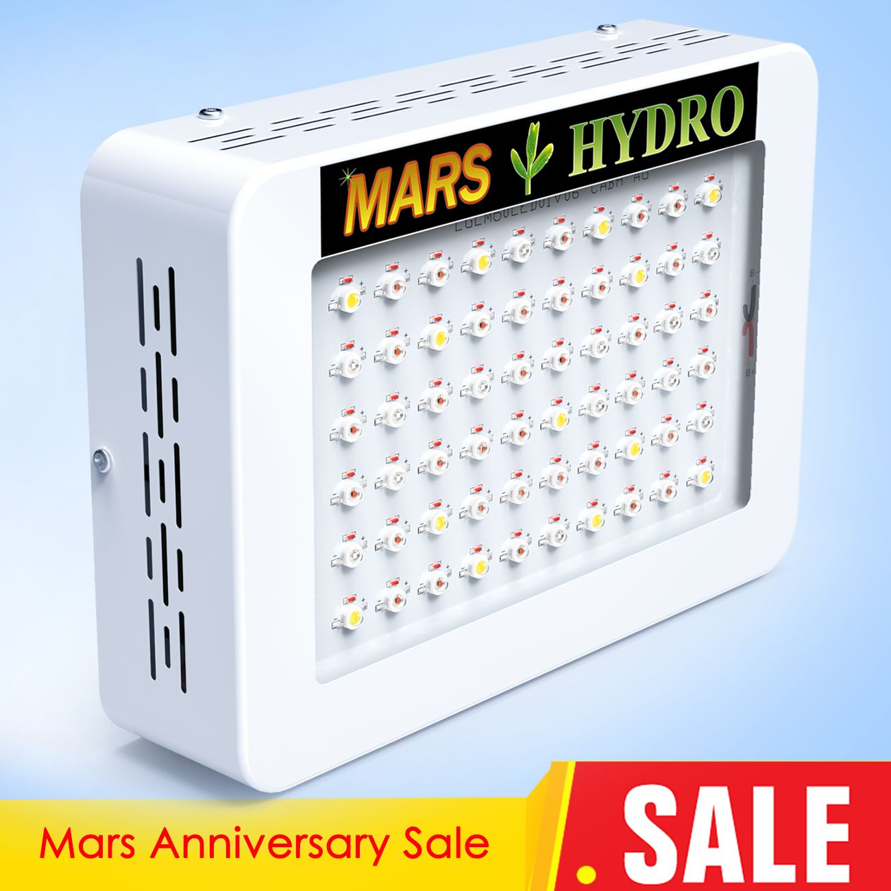 Details zu mars 300w led grow light panel lampe voll spektrum details zu mars 300w led grow light panel lampe voll spektrum pflanze blumen gemse eu plug parisarafo Image collections