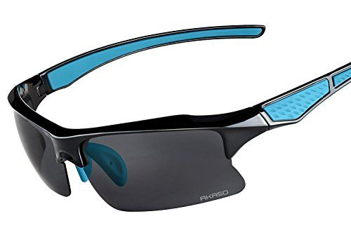 d1469eebb07 AKASO Polarized Sport Sunglasses for Men and Women     You can get more  details by clicking on the image.Note It is affiliate link to Amazon.