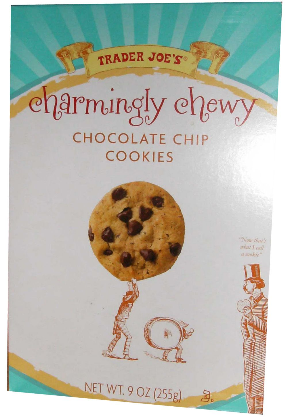 Trader Joe's Charmingly Chewy Chocolate Chip Cookies   FOR THE ...