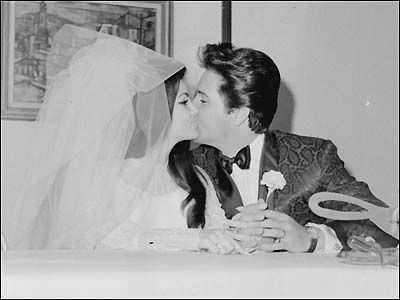 elvis and priscilla wedding