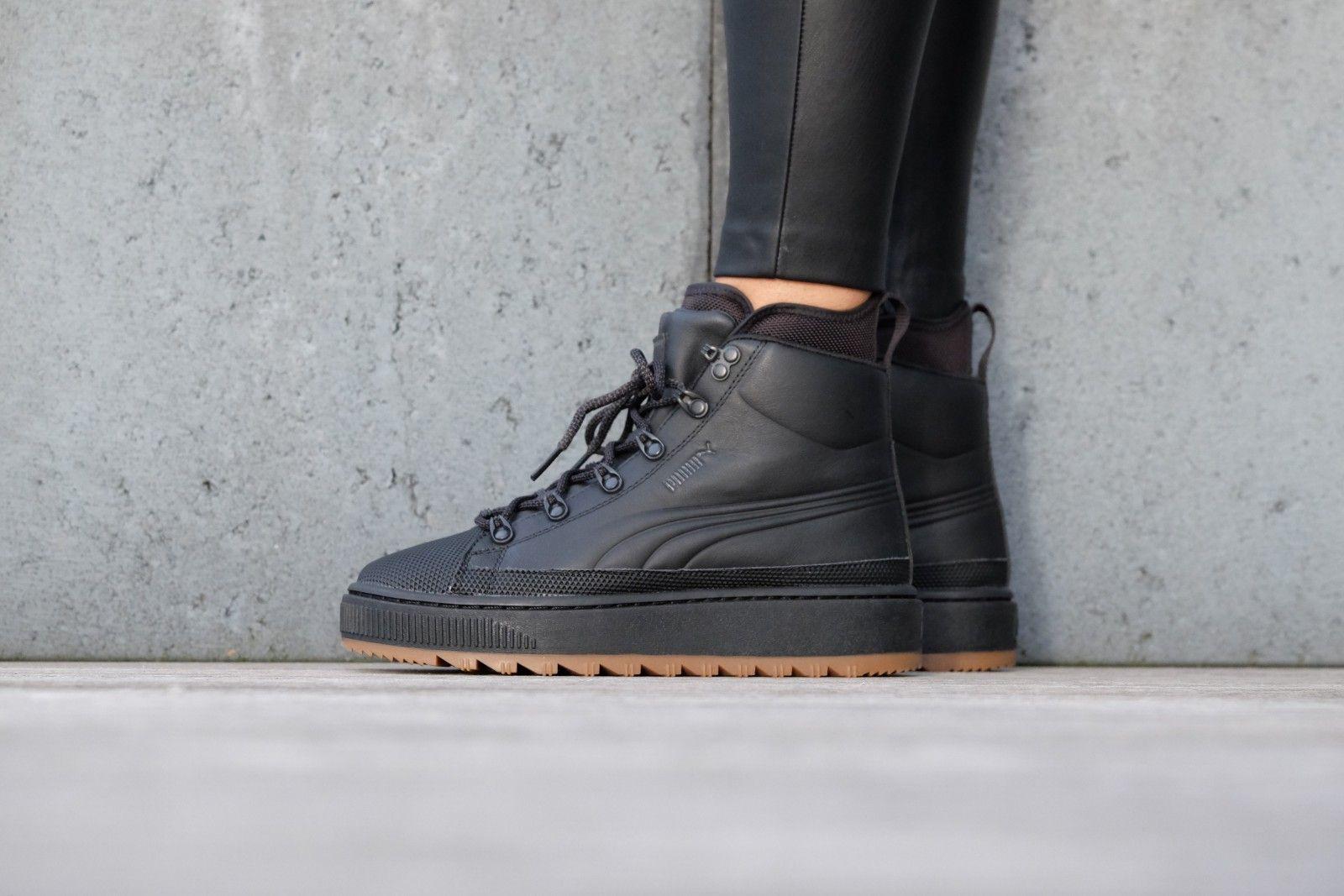 601c6724d87 Puma The Ren Boot - Puma Black - 363366-01
