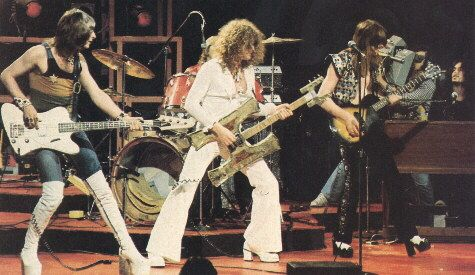 Mott The Hoople In Detroit At The Ford Auditorium In 1977 Setlist American Pie Don Mclean Cover The Golden Age Mott The Hoople Hoople Classic Rock And Roll